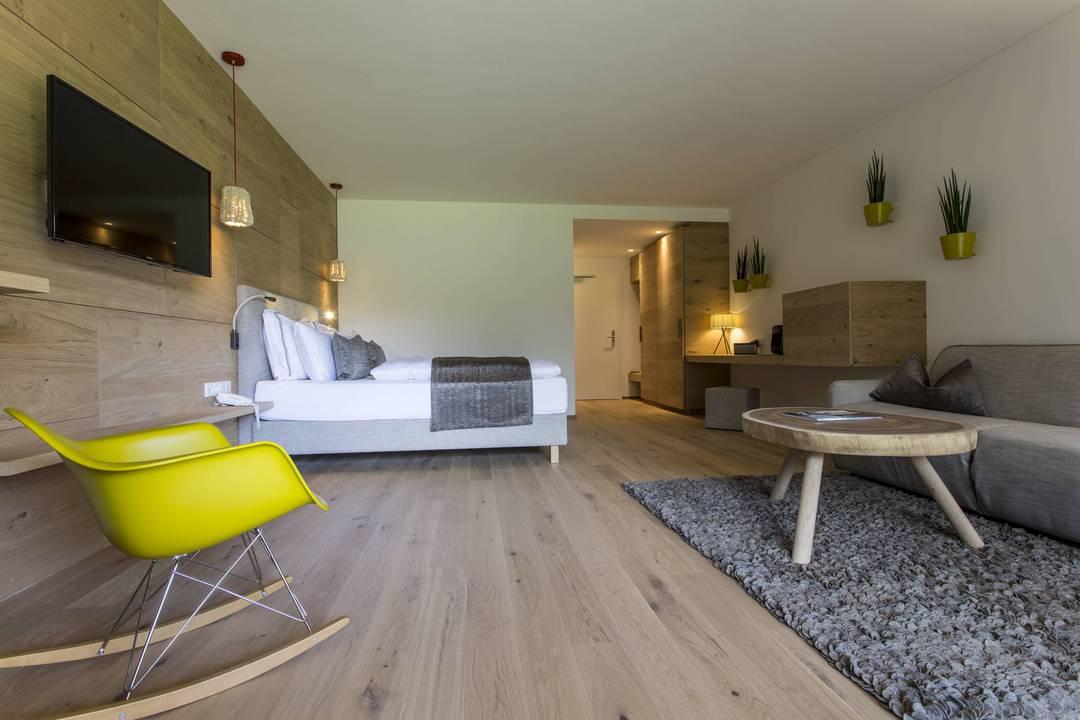 Das hotel in sexten hotel monika for Design wellnesshotel sudtirol