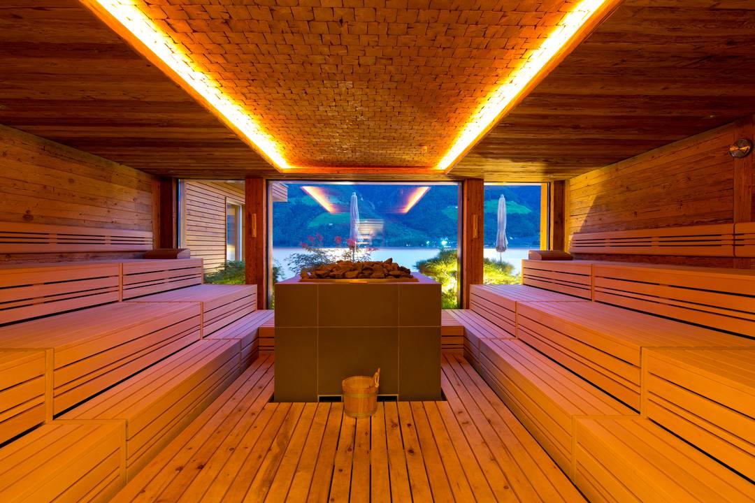 dolce vita sauna