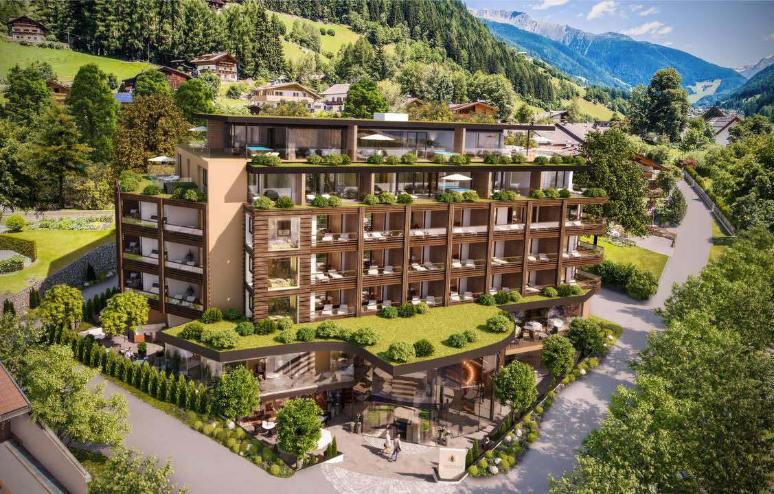 Das Hotel Im Ahrntal Amonti Amp Lunaris Wellnessresort