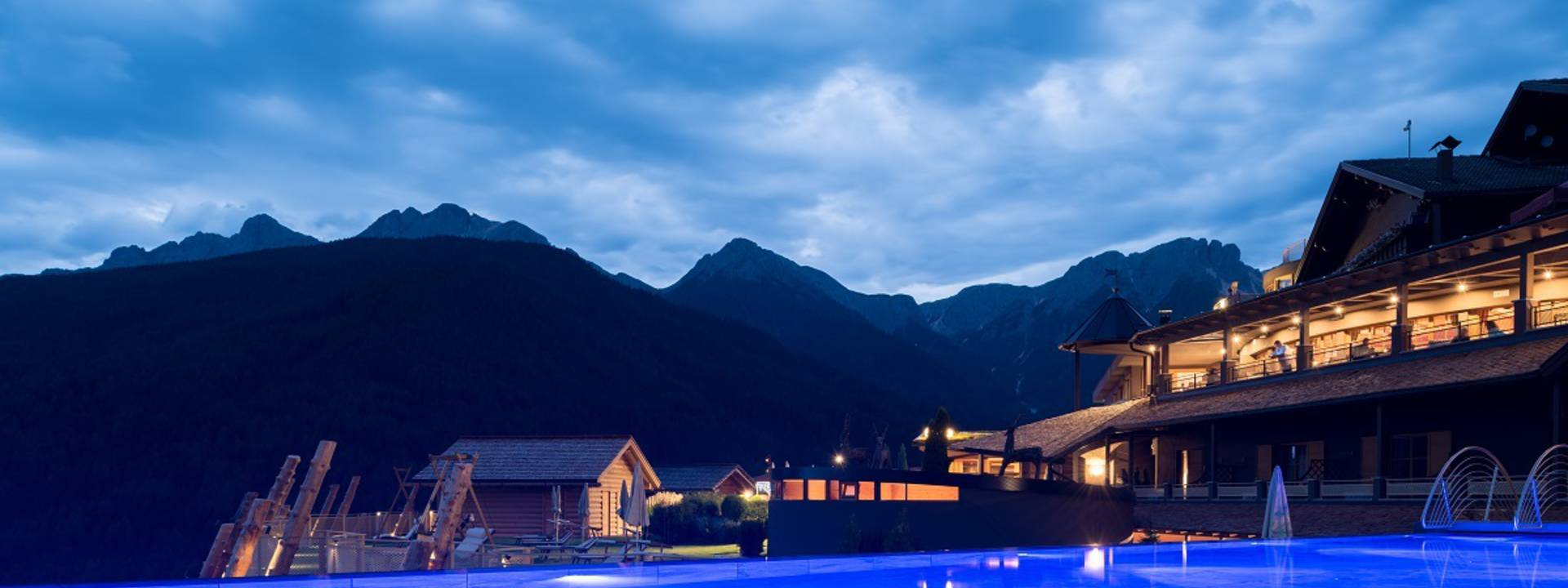 Hotel a valdaora l alpin panorama hotel hubertus for Valdaora hotel