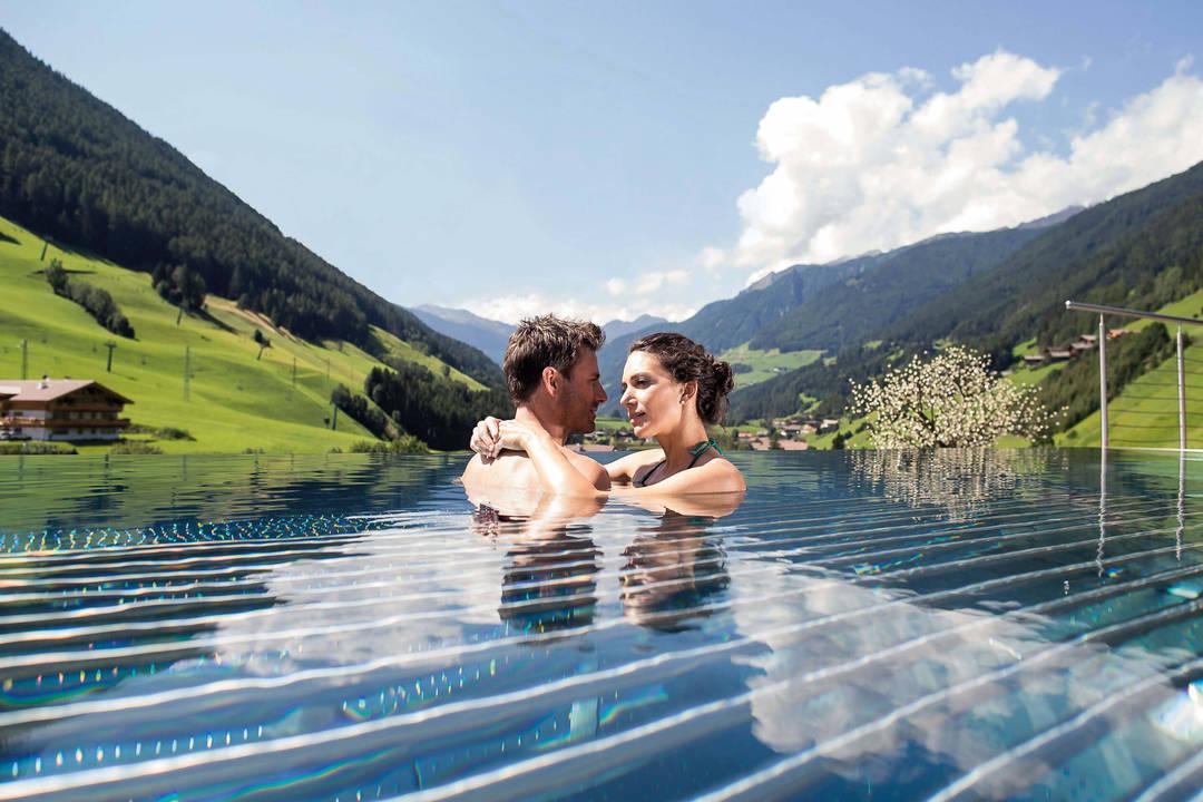 Wellness in s dtirol genussurlaub la belvita for Design wellnesshotel sudtirol